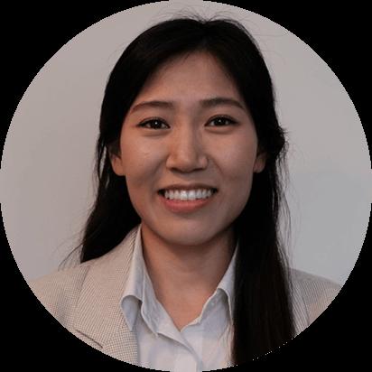 Headshot of Tammy Kim